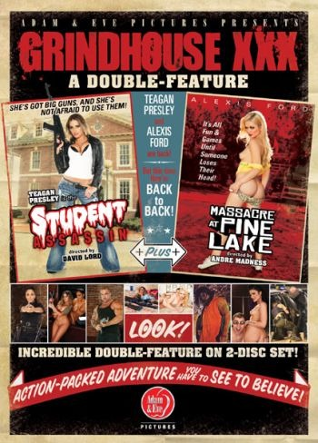 Grindhouse XXX A Double Feature (720p) Cover