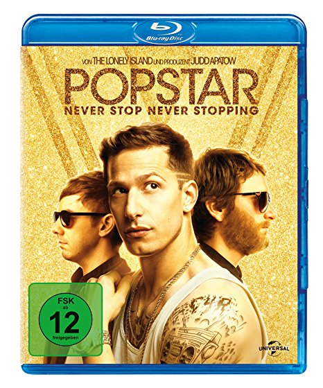 : Popstar Never Stop Never Stopping 2016 German 720p BluRay x264 encounters