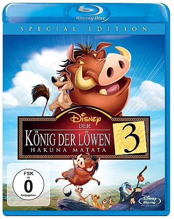 : Der Koenig der Loewen 3 Hakuna Matata German 2004 ac3 BDRip XviD internal arc