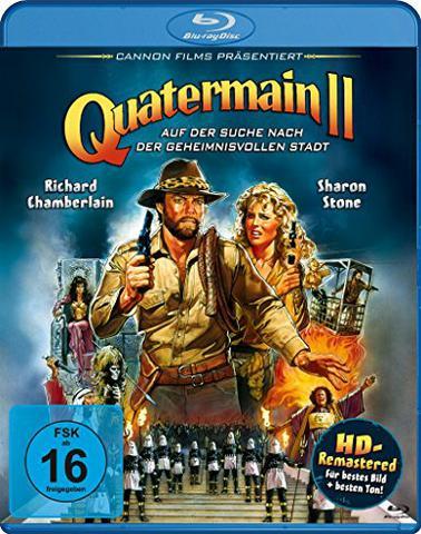 : Quatermain ii Auf der Suche nach der geheimnisvollen Stadt 1986 German dl 1080p BluRay avc armo