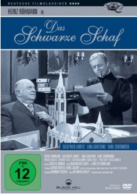 : Pater Brown Das Schwarze Schaf remastered German 1960 ac3 DVDRiP XViD CiA