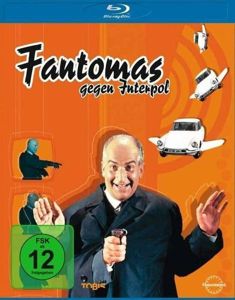 : Fantomas gegen Interpol 1965 complete bluray iND