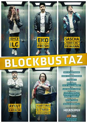 : Blockbustaz s01 complete German ac3 hdtv XViD UeX