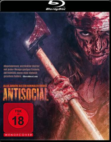 : Antisocial Alles andere als ein normaler Virus 2013 German 720p BluRay x264 encounters