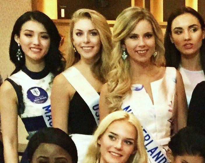 kaitryana leinbach, top 5 de miss international 2016. - Página 2 W35t74th