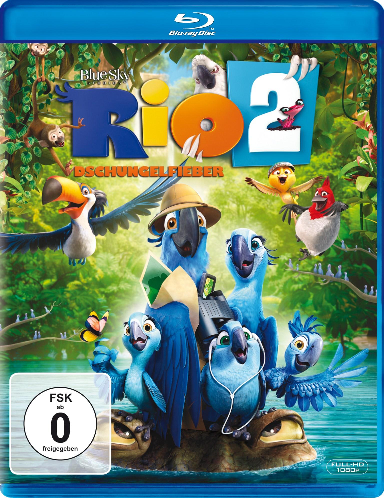 : Rio 2 Dschungelfieber German dl 1080p BluRay x264 EXQUiSiTE