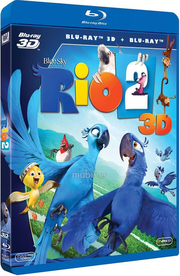 : Rio 2 Dschungelfieber 3d hsbs German dl 1080p BluRay x264 EXQUiSiTE