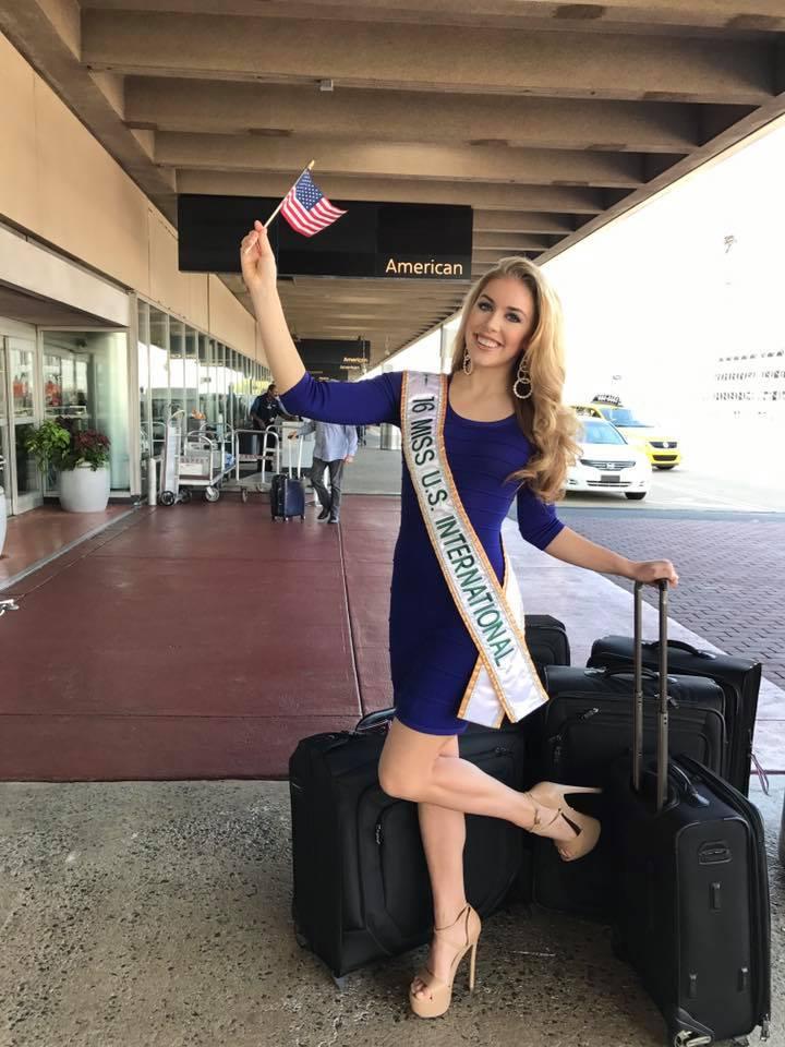 kaitryana leinbach, top 5 de miss international 2016. Ymhtxsio