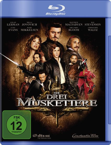 : Die drei Musketiere German dl 720p BluRay x264 ehle