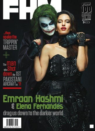 : Fhm India - October 2016