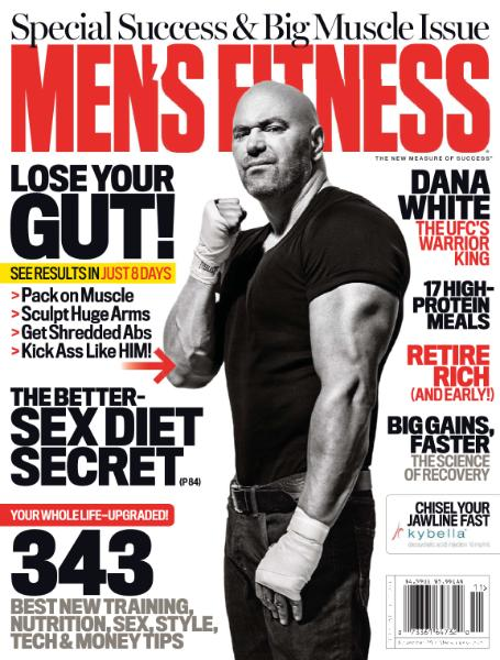 : Men39s Fitness Usa - November 2016