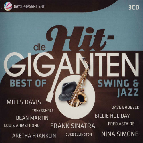 Die Hit Giganten Best Of Swing And Jazz (2016)