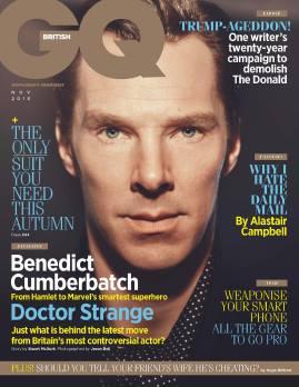 : British Gq - November 2016