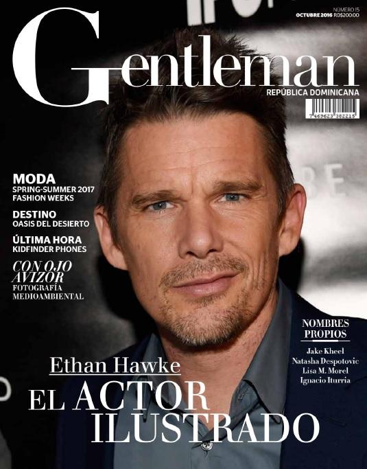 : Gentleman Republica Dominicana - Octubre 2016