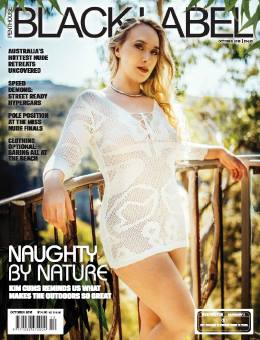 : Australian Penthouse Black Label - October 2016