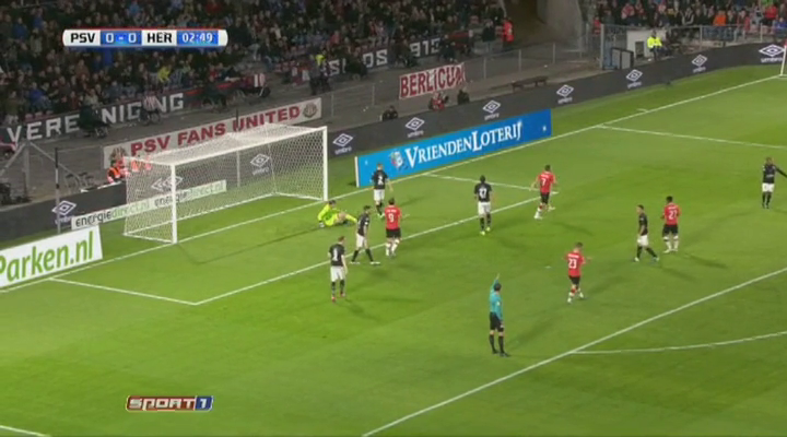 Футбол Голландия Нидерланды Эредивизи