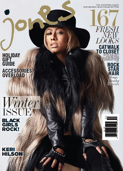 : Jones Magazine - Winter 2010