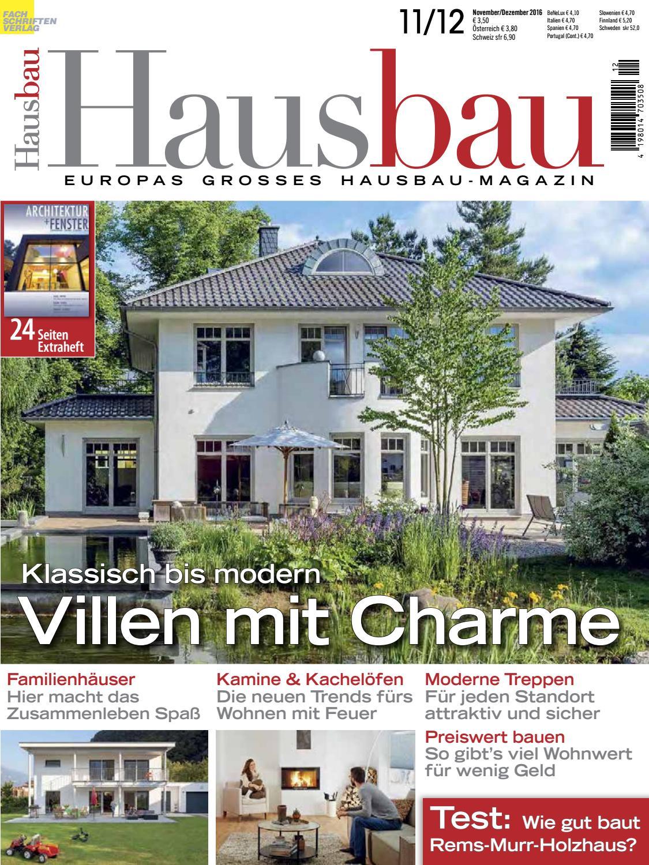: Hausbau - November_Dezember 2016