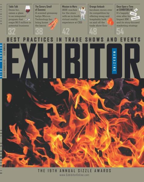 : Exhibitor - October 2016
