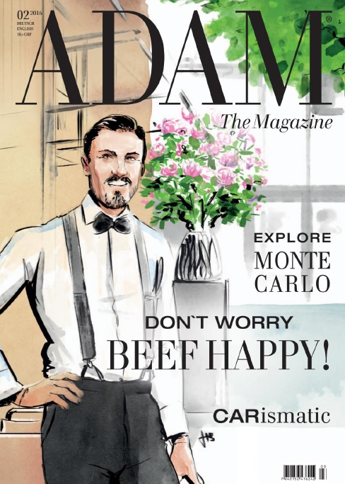 : Adam The Magazine - Summer 2016