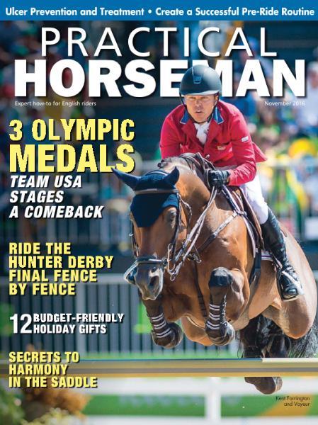 : Practical Horseman - November 2016