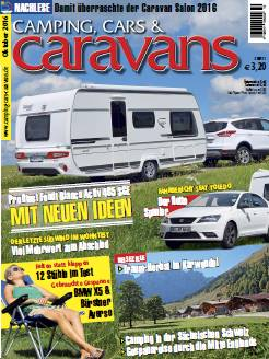 : Camping Cars and Caravans - Oktober 2016