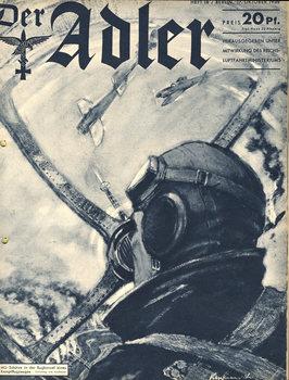 : Der Adler No18 17 Oktober 1939