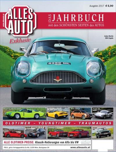 : Alles Auto Jahrbuch 2017