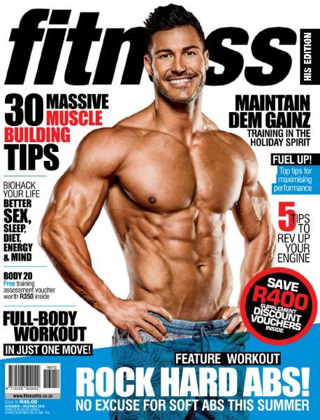: Fitness His Edition - November-December 2016