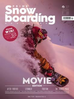 : Prime Snowboarding Magazine - Oktober 2016