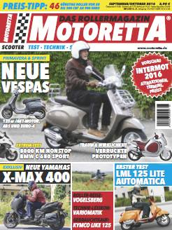 : Motoretta - September - Oktober 2016