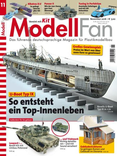 : ModellFan - November 2016
