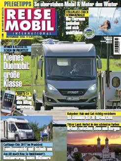 : Reisemobil International - November 2016