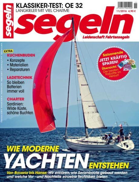 : Segeln - November 2016