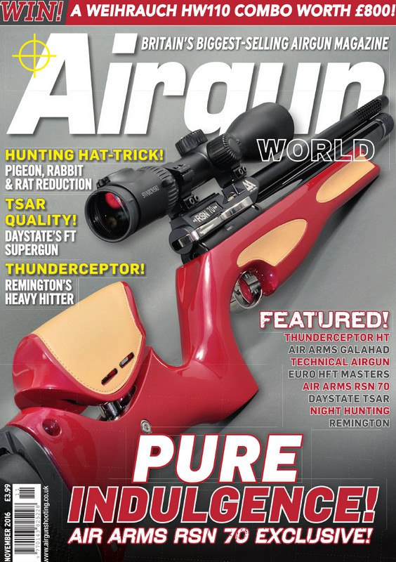 : Airgun World - November 2016