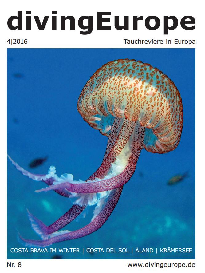 : Diving Europe - Nr  4 2016