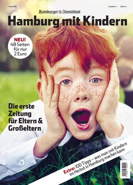 : Hamburg mit Kindern - Herbst 2016