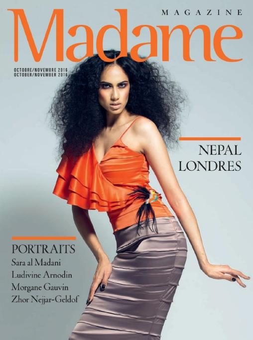: Madame Magazine - Octobre-Novembre 2016