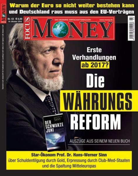 : Focus Money - 19 Oktober 2016