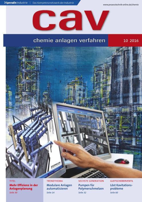 : Cav Chemie Anlagen Verfahren - Nr 10 2016