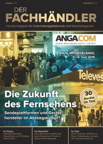 : Der Fachhaendler - Nr 2 2016