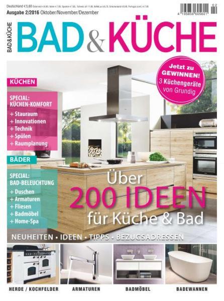 : Bad und Kueche - Oktober-Dezember 2016