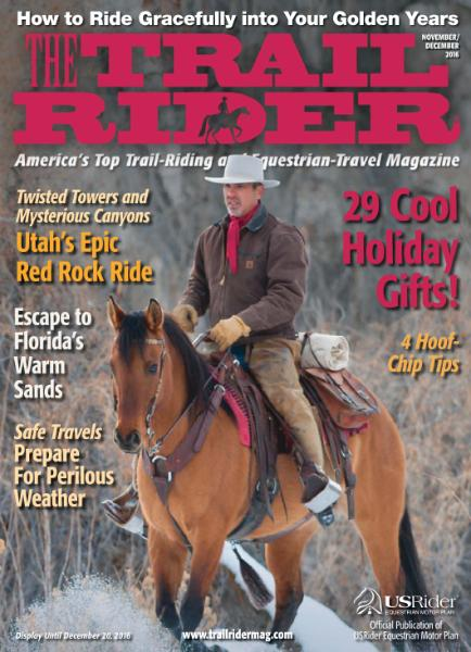 : The Trail Rider - November-December 2016
