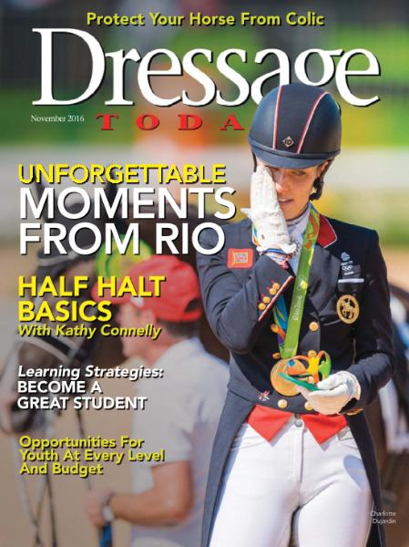 : Dressage Today - November 2016