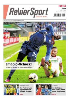 : RevierSport - 17 Oktober 2016