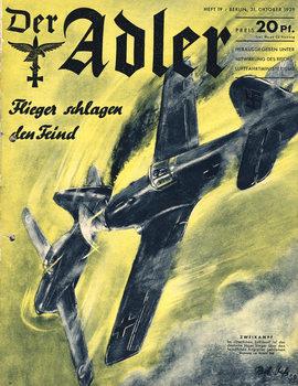 : Der Adler No19 31 Oktober 1939