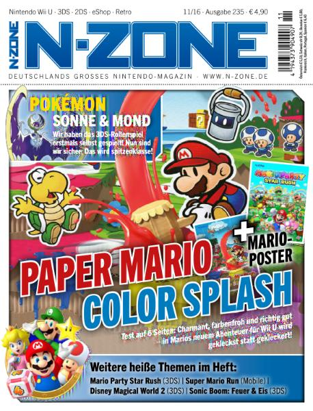 : N-Zone - November 2016