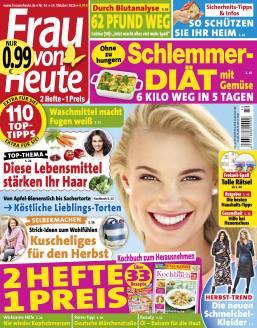 : Frau Von Heute - 14 Oktober 2016
