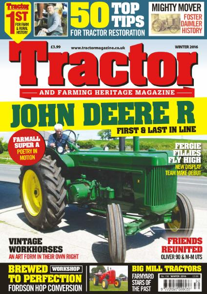 : Tractor and Farming Heritage - Winter 2016