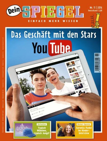 : Dein Spiegel - November 2016
